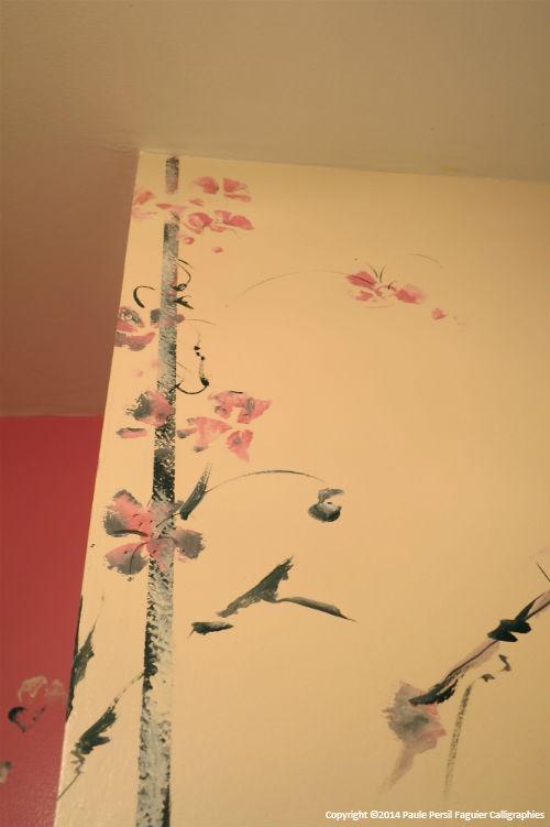 Calligraphie Cerisier en fleur_1113