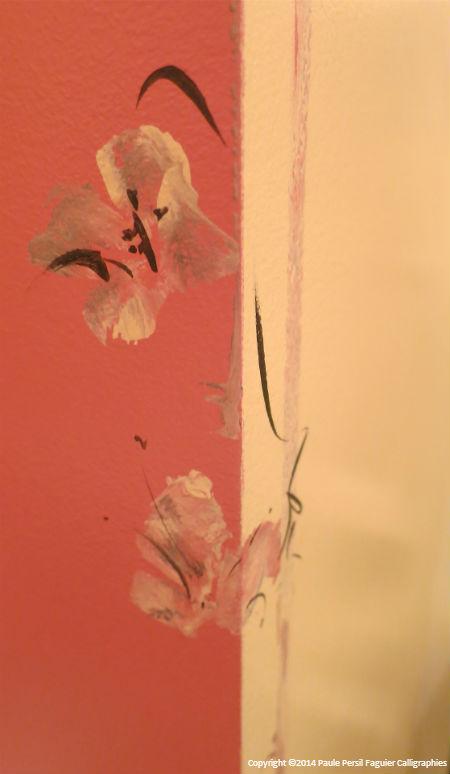 Calligraphie Cerisier en fleurs_1119