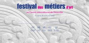 Festival des métiers d'art de Deauville